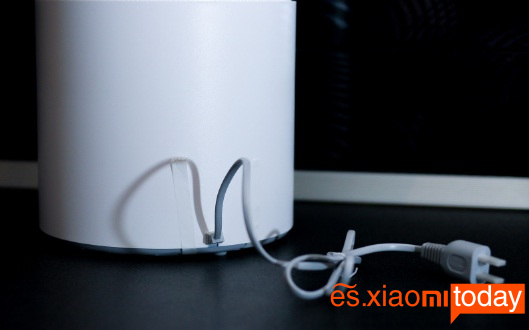 Xiaomi Deerma DEM-SJS100 análisis diseño parte posterior