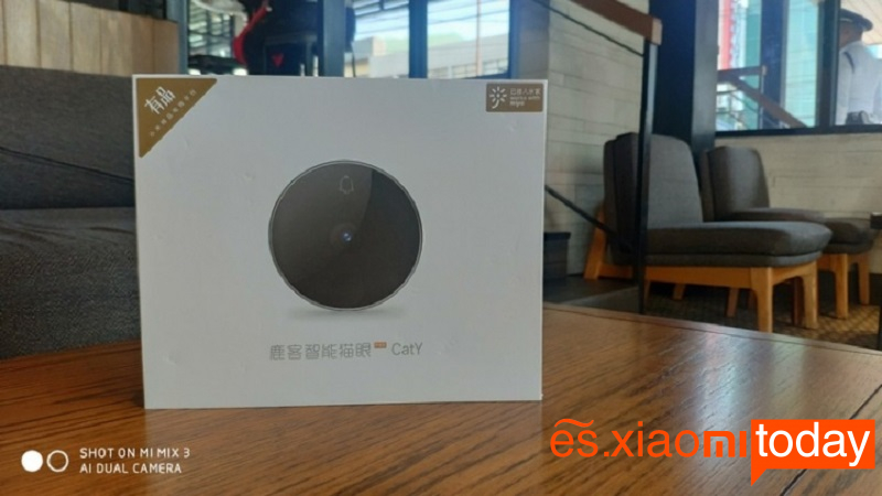 Xiaomi Loock CatY caja