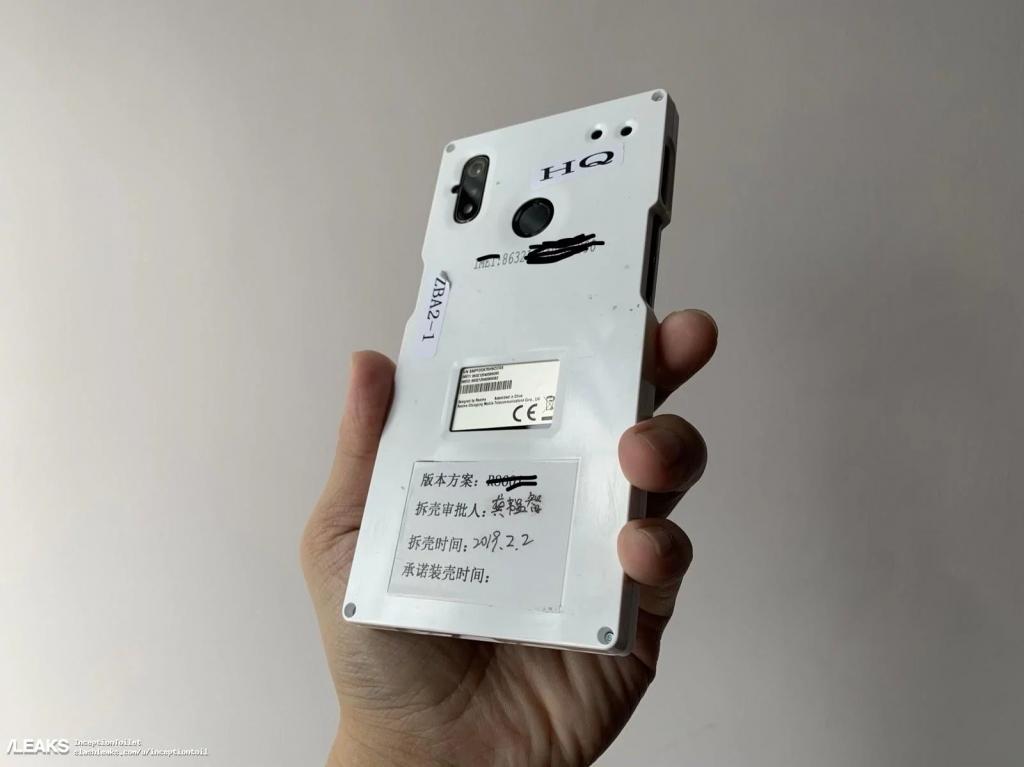 Xiaomi Mi 9 filtración