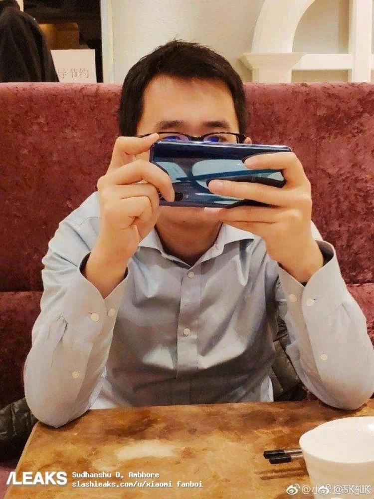 Xiaomi Mi 9 filtraciones