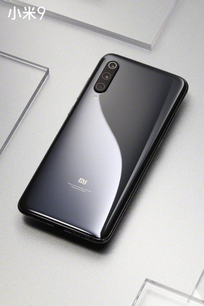 Xiaomi Mi 9 variante gris