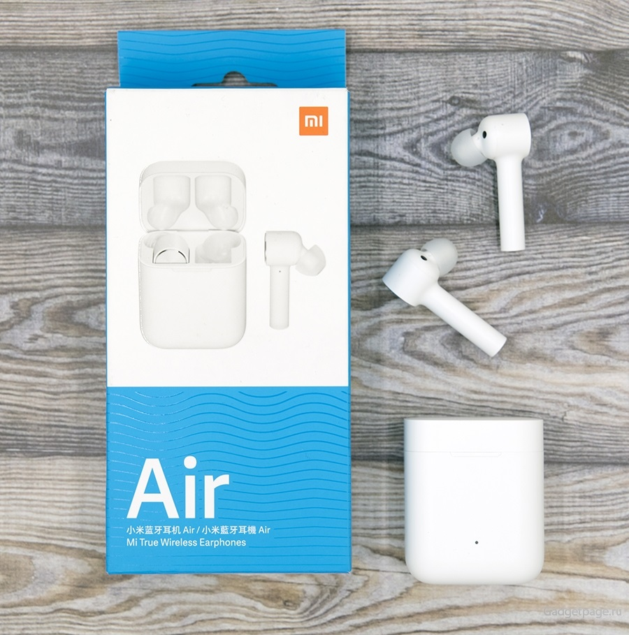 Xiaomi Mi Airdots Pro caja
