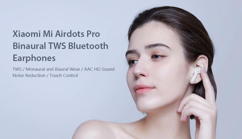 Xiaomi Mi Airdots Pro destacada