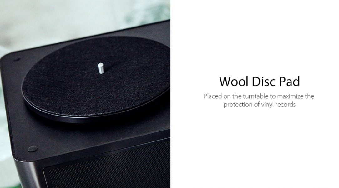 Xiaomi Multifunctional Bluetooth Vinyl Player Almohadilla de disco