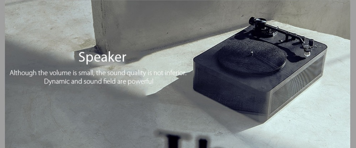 Xiaomi Multifunctional Bluetooth Vinyl Player Altavoz