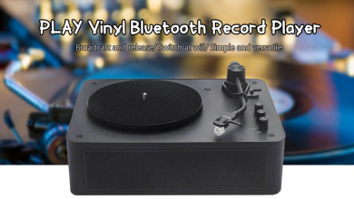 Xiaomi Multifunctional Bluetooth Vinyl Player Destacada