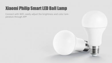 Xiaomi PHILIPS Zhirui Smart LED Ball Lamp Destacada
