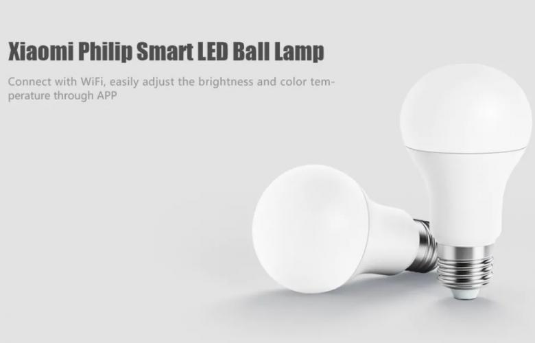 Xiaomi PHILIPS Zhirui Smart LED Ball Lamp Destacada