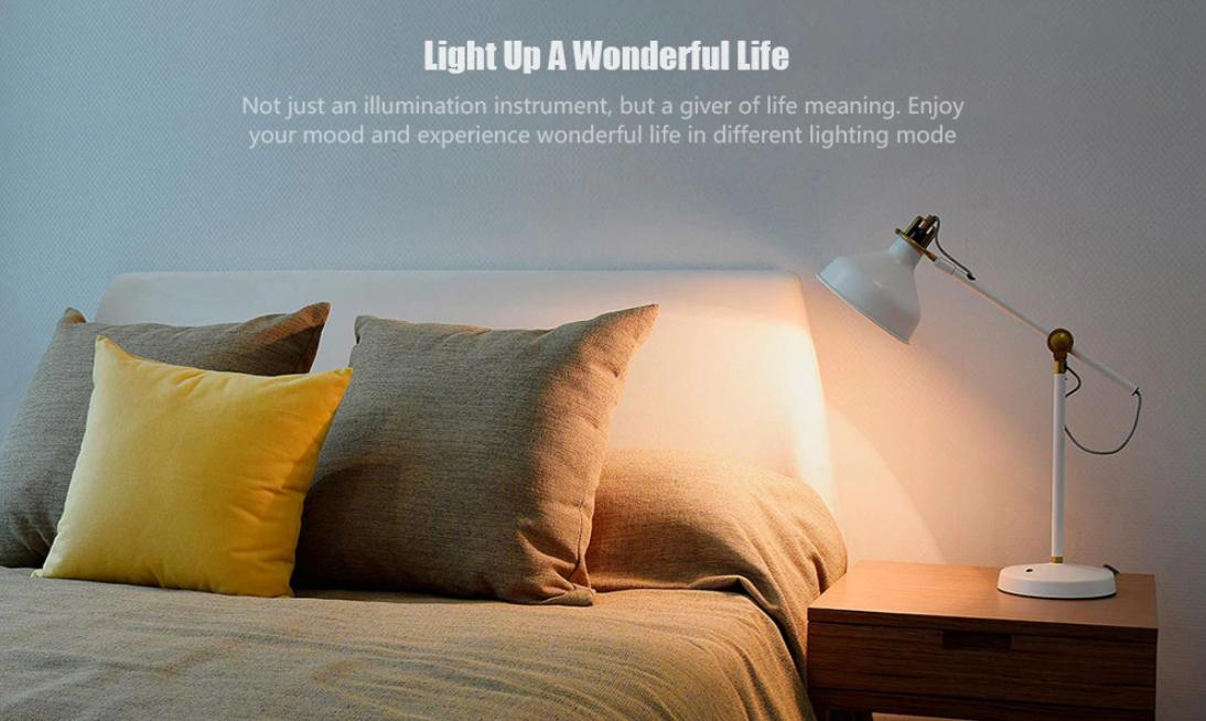 Xiaomi PHILIPS Zhirui Smart LED Ball Lamp Diseño