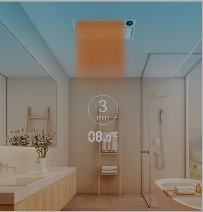 XiaomiYeelightSmart BathHeater Características