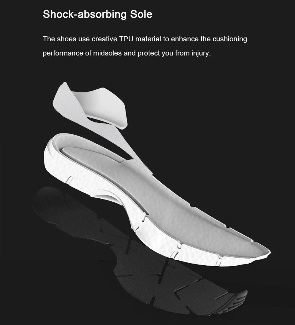 Zapatos Xiaomi Mijia Freetie suela