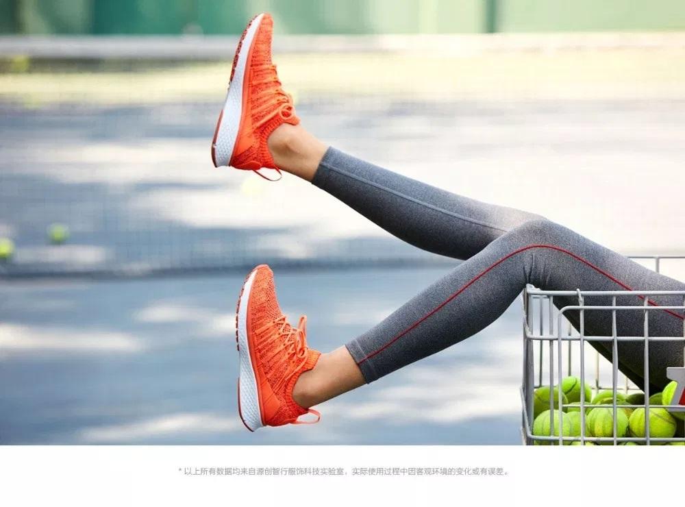 Zapatos Xiaomi Mijia Freetie tallas