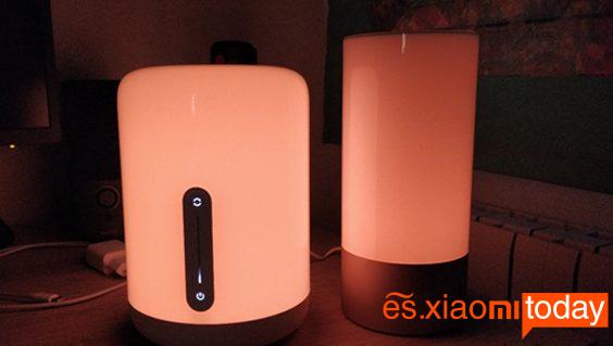 Xiaomi Mijia Bedside Lamp 2 Análisis