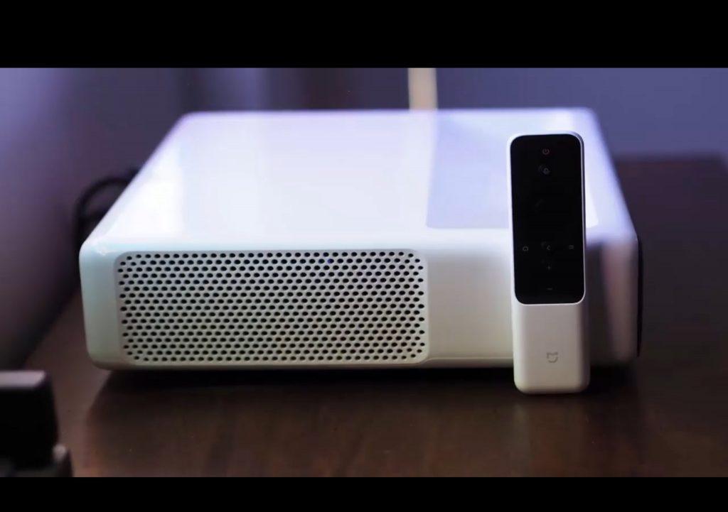 Xiaomi Mijia 4K LáserProjector introducción