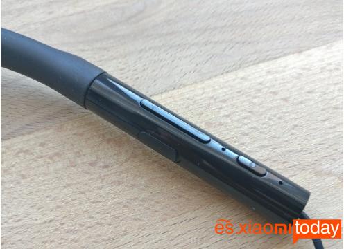 Xiaomi LYXQEJ01JY Bluetooth Earphones Análisis: Diseño