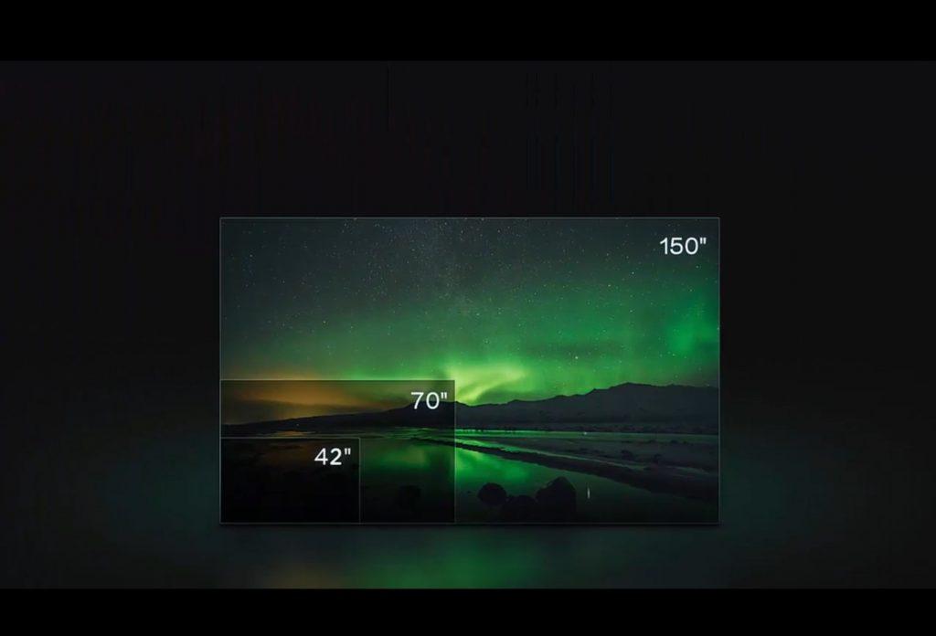 Xiaomi Mijia 4K Laser Projector Análisis:Soporte de formatos de medios múltiples
