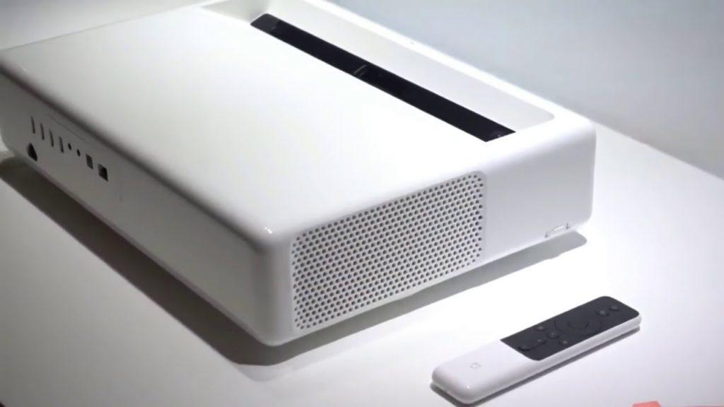 Xiaomi Mijia 4K Laser Projector Análisis: Monitor de temperatura inteligente