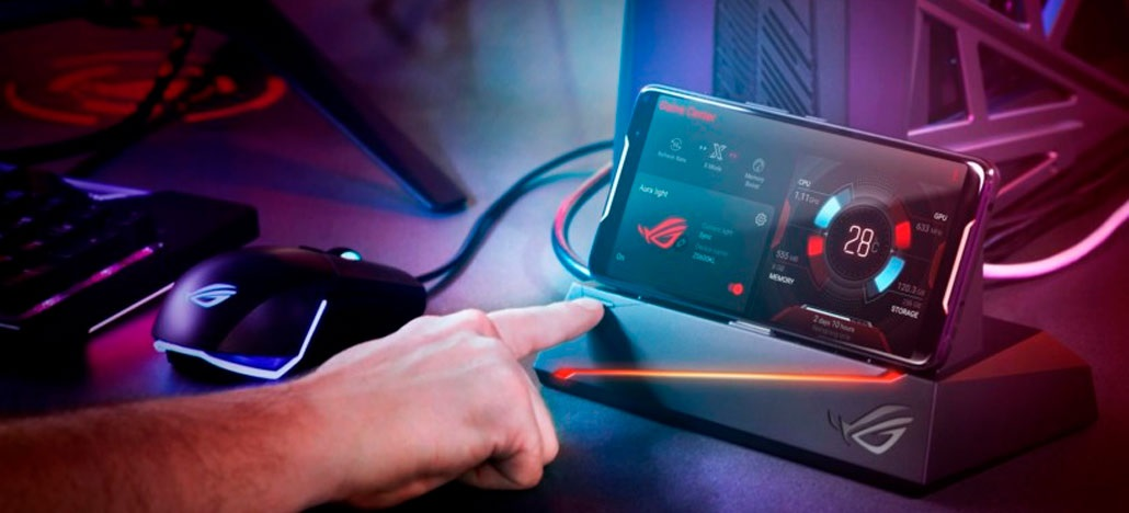 ASUS ROG Phone atributos