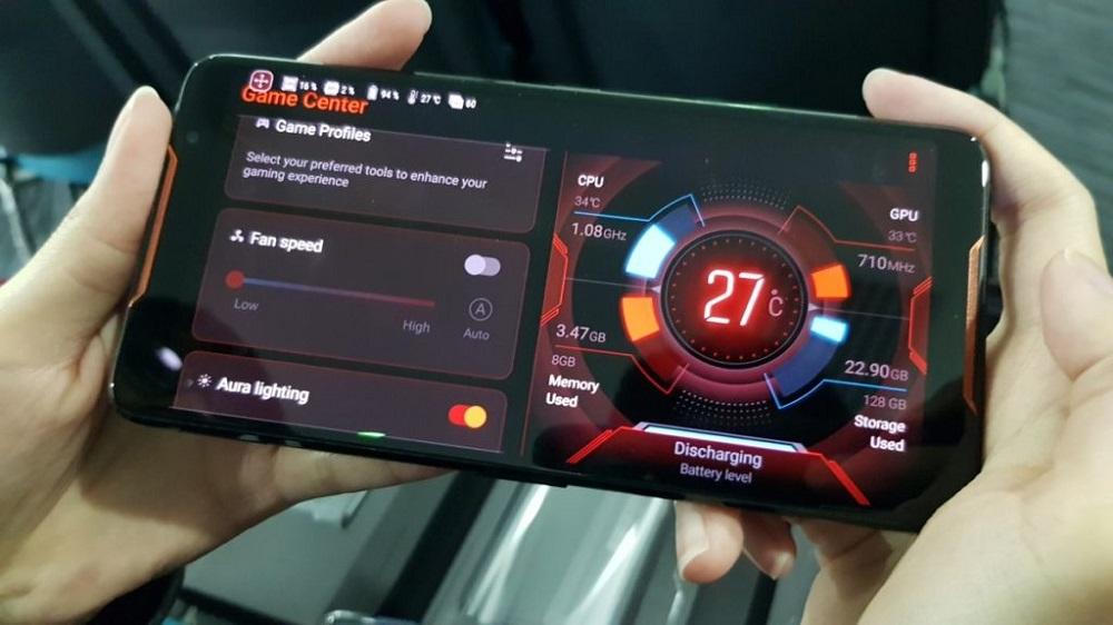 ASUS ROG Phone características