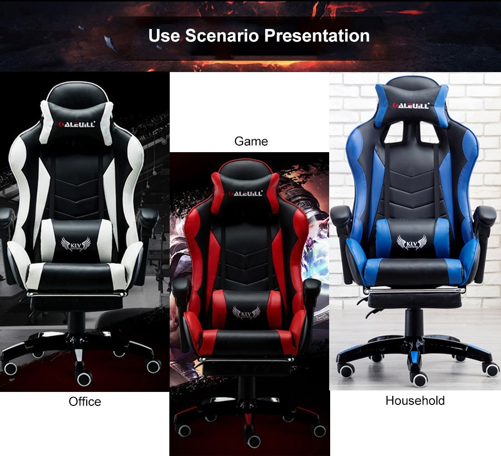 E-Sports Gaming Chair colores