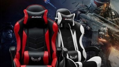 E-Sports Gaming Chair destacada