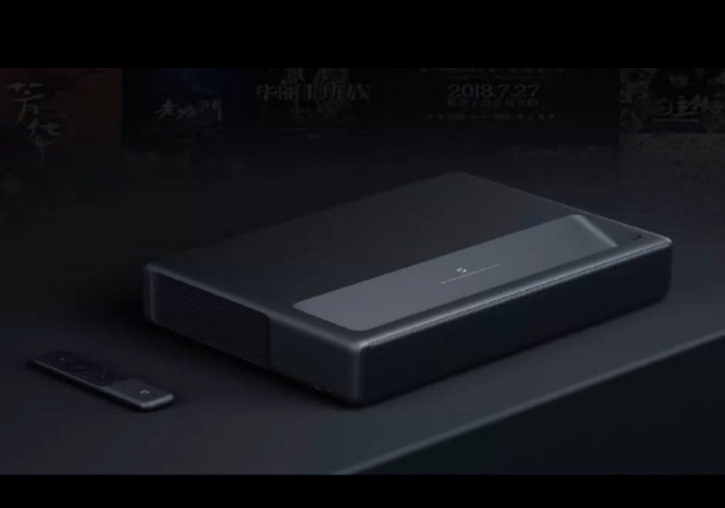 Xiaomi Mijia 4K Laser Projector Análisis: Diseño