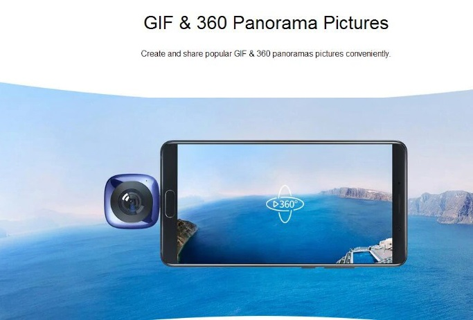 HUAWEI Panoramic Camera 360