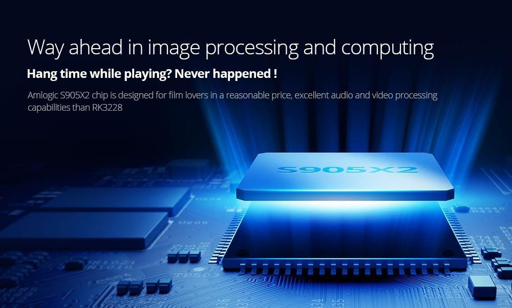 Mecool KM9 hardware