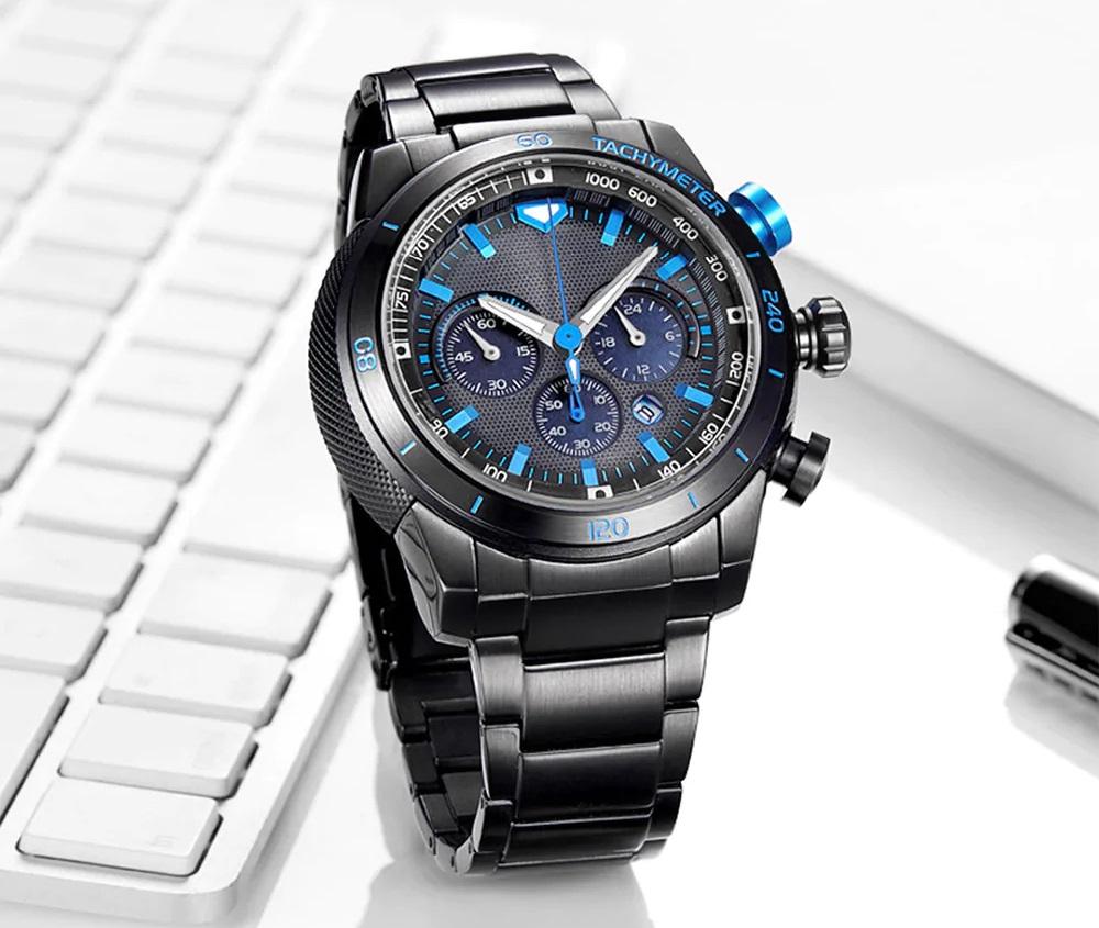 Reloj de energía cinética TwentySeventeen introducción