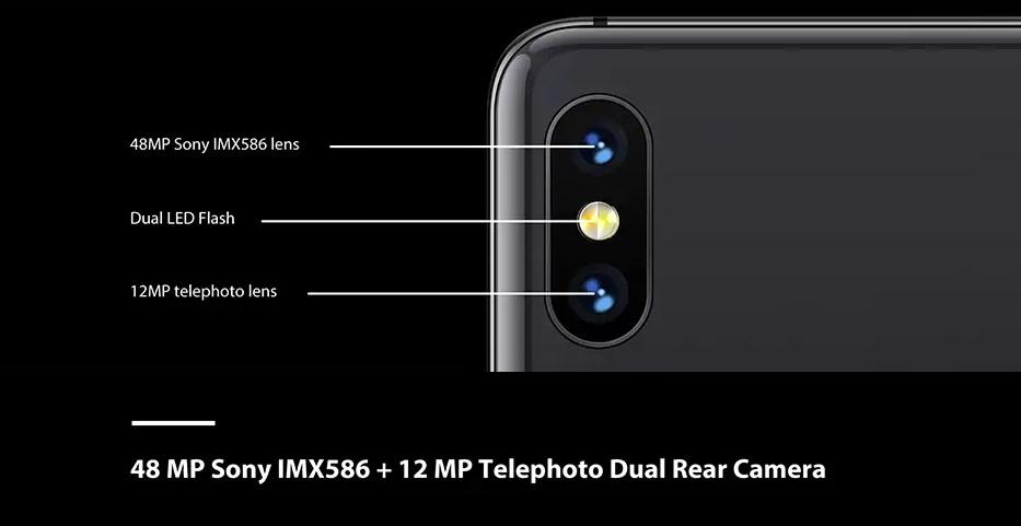 UMIDIGI S3 Pro cámara