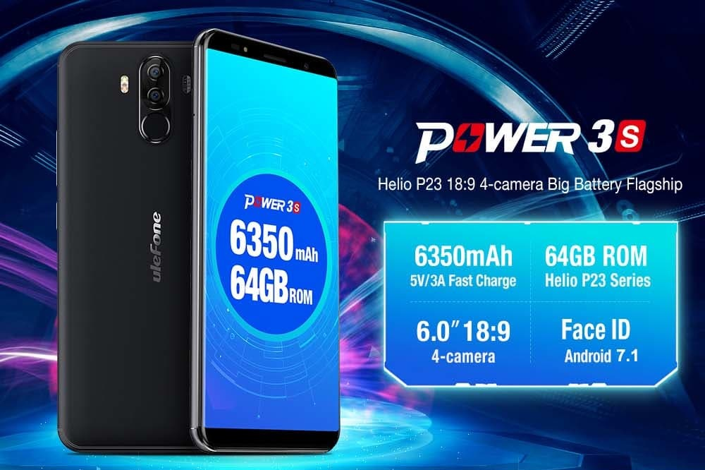 Ulefone-Power-3S destacada