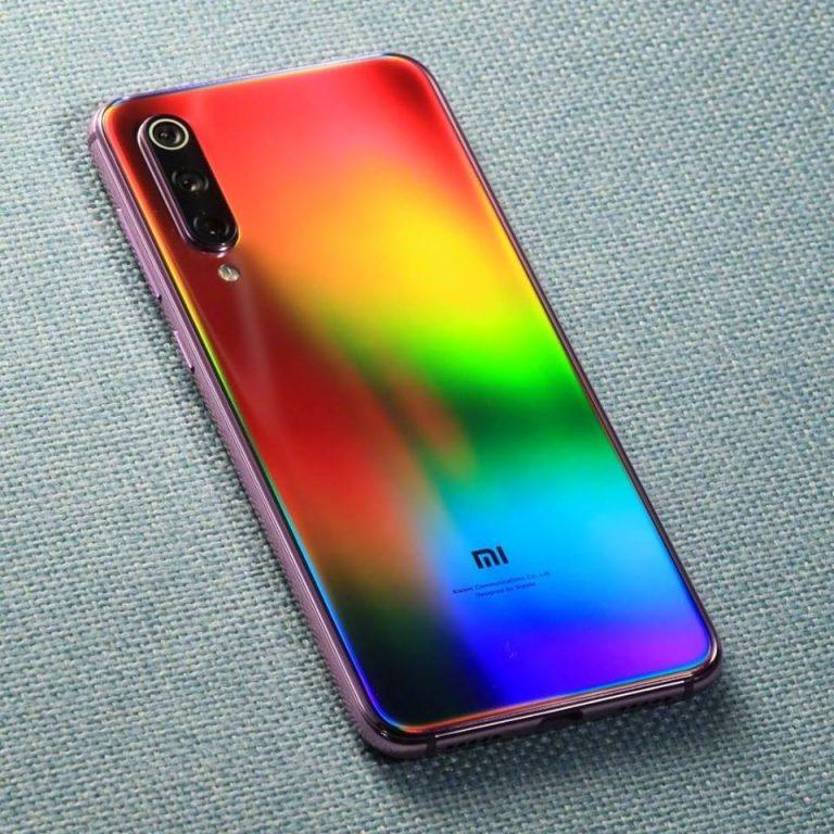 Xiaomi Mi 9 SE versión holográfica