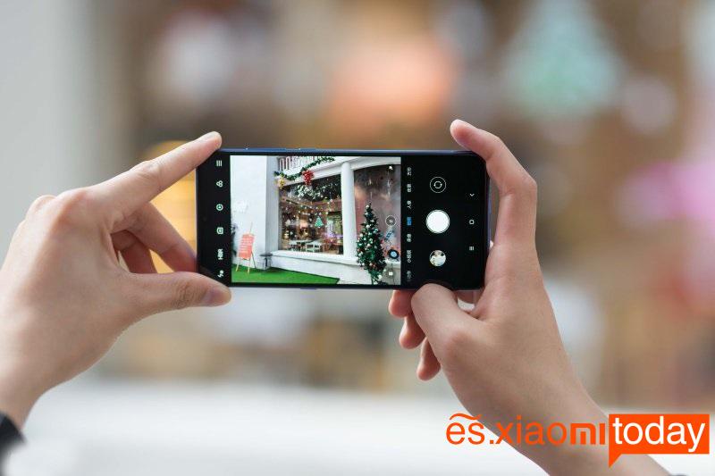 Xiaomi Mi 9 cámaras posteriores