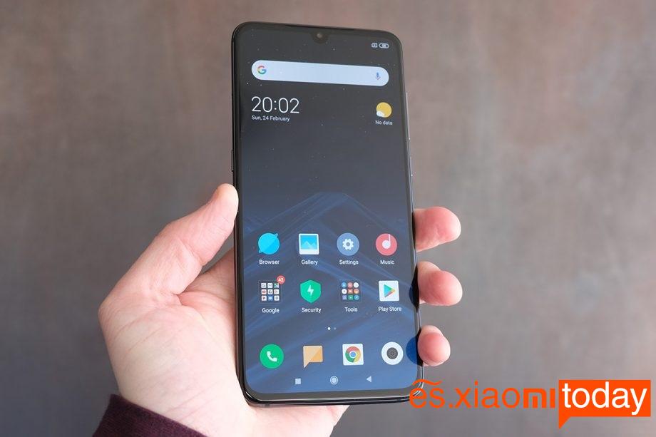 Xiaomi Mi 9 conectividad