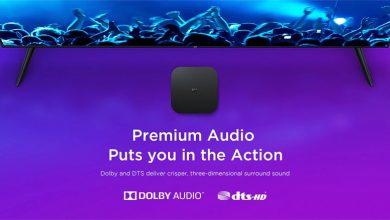 Xiaomi Mi Box S audio