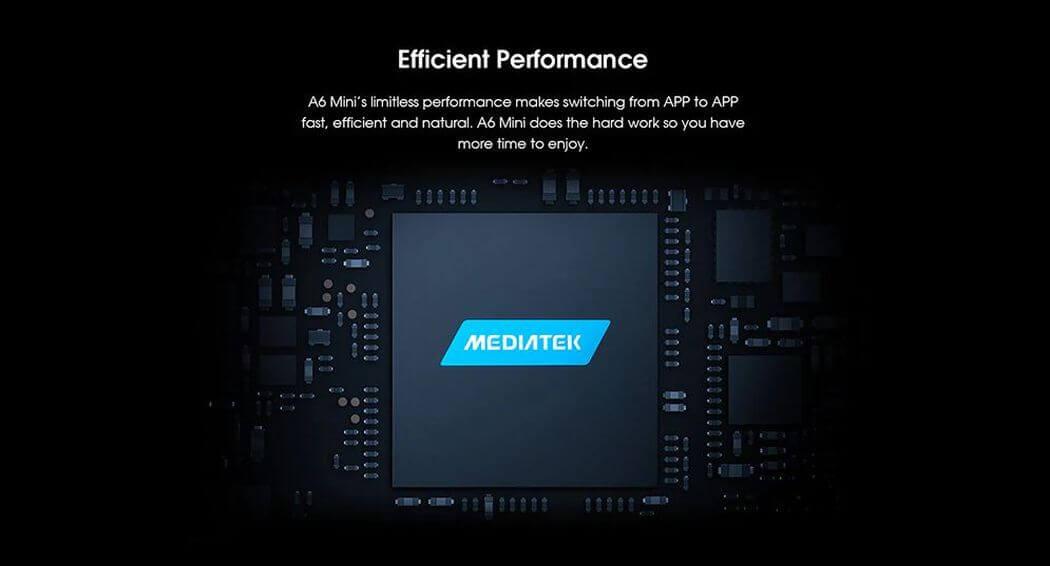 ElephoneA6 Mini Análisis: Hardware