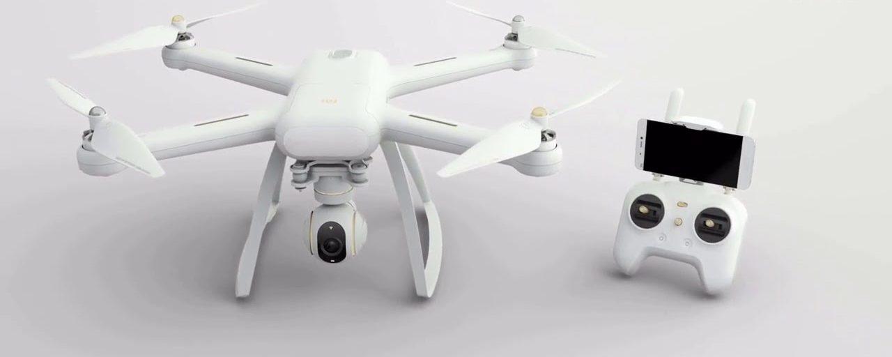 Xiaomi Mi Drone 4K UHD