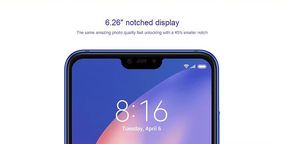 Xiaomi Mi 8 Lite: Una pantalla más que funcional