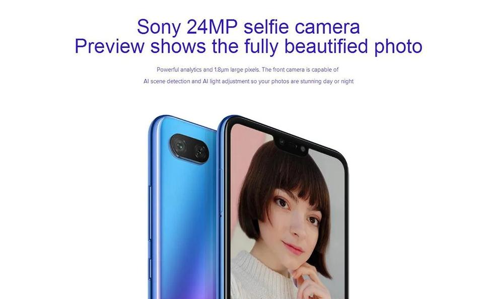 Xiaomi Mi 8 Lite: Nos presenta las más impresionantes cámaras