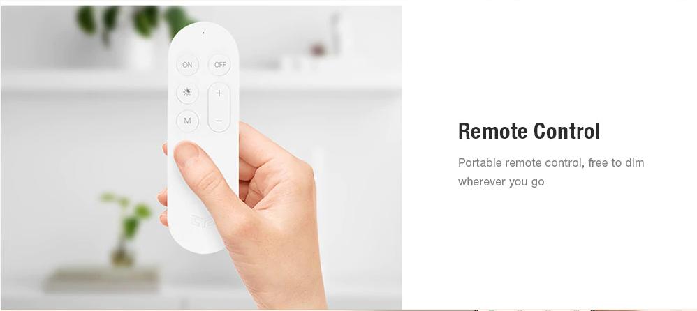 Xiaomi Yeelight LED Ceiling: Conectividades