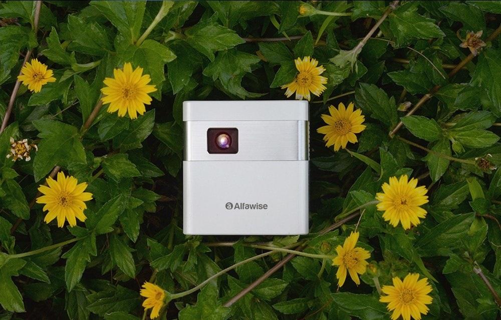 Mini Proyector Alfawise D2 introducción