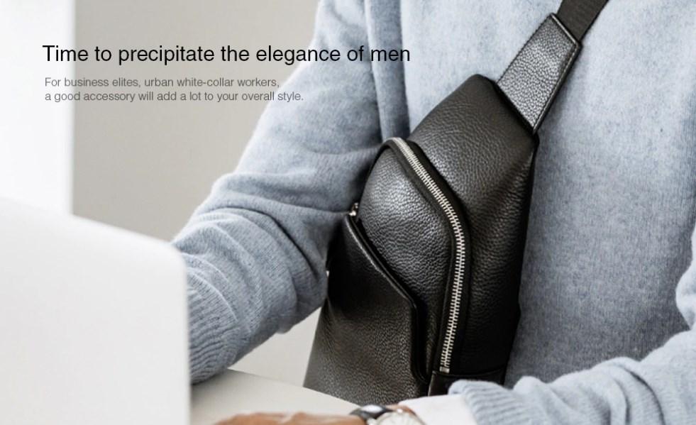 Bolso de Cuero Xiaomi VLLICON principal