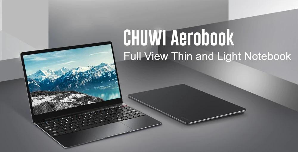 CHUWI AeroBook destacada