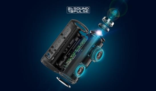 Element T6 Plus tecnología patentada