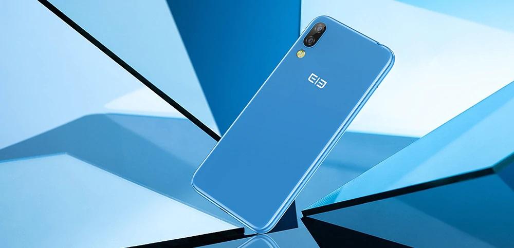Elephone A6 Mini Análisisdiseño colores