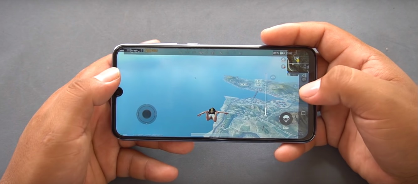 Honor 10 Lite Análisis GPU