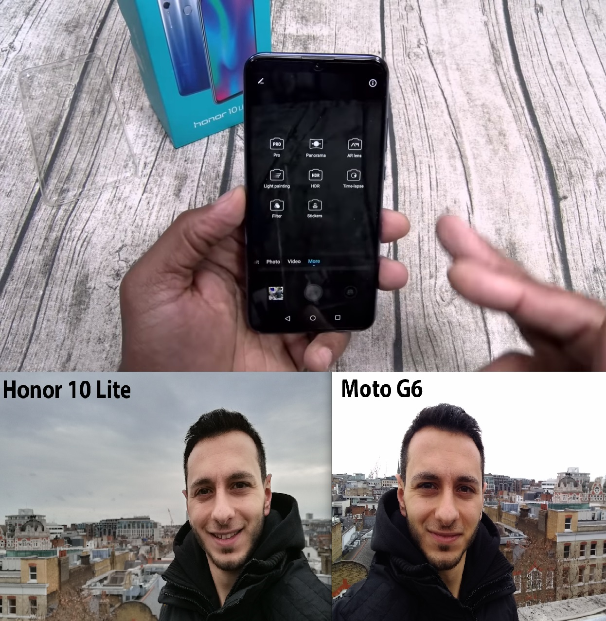 Honor 10 Lite Análisis cámara 24