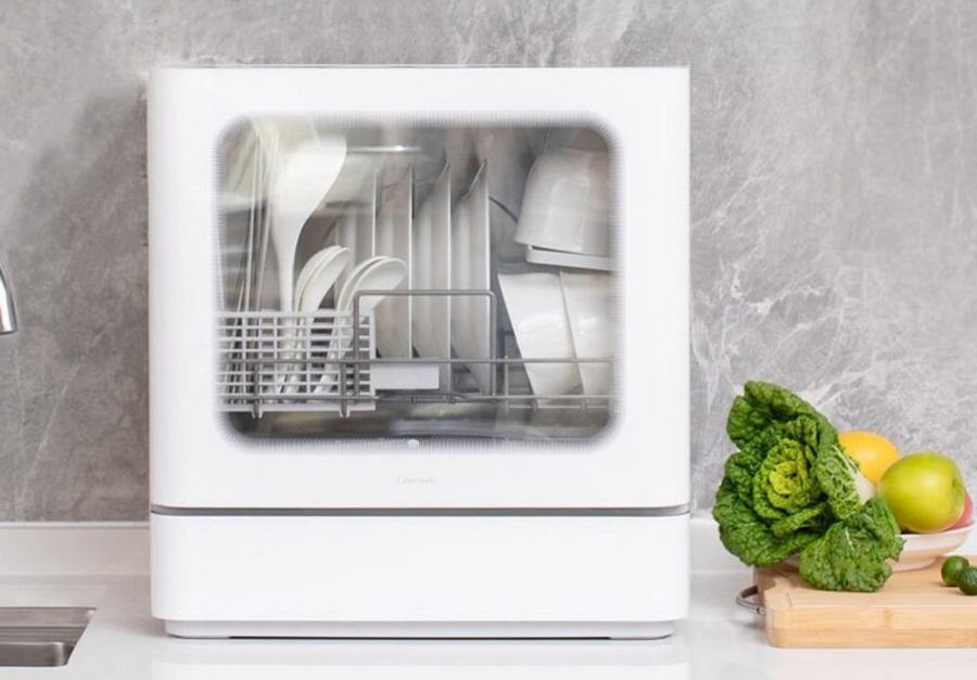 Lavavajillas Xiaomi diseño