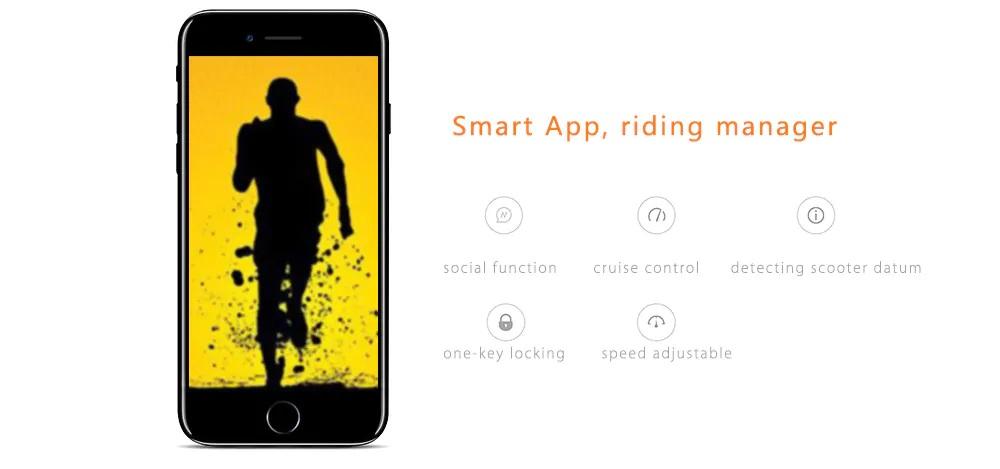 Ninebot Segway ES1 App