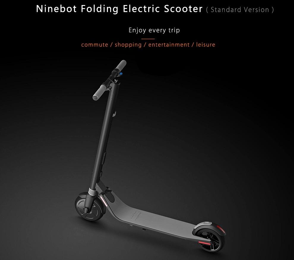 Ninebot Segway ES1 potencia